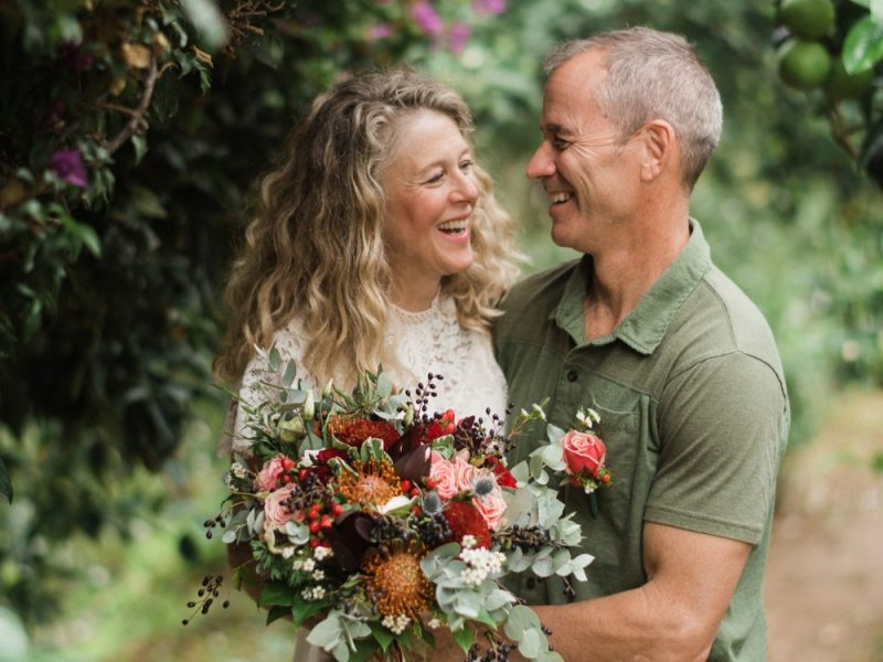 intimate elopement in Crete