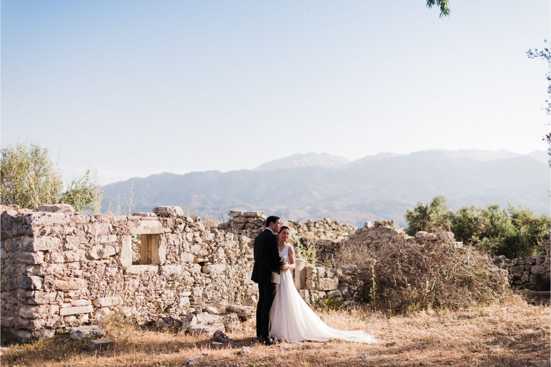 elopement at rustic inland venue