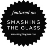 featured on smashing the glass wedding blog